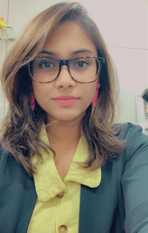 Shivangi   Choksi