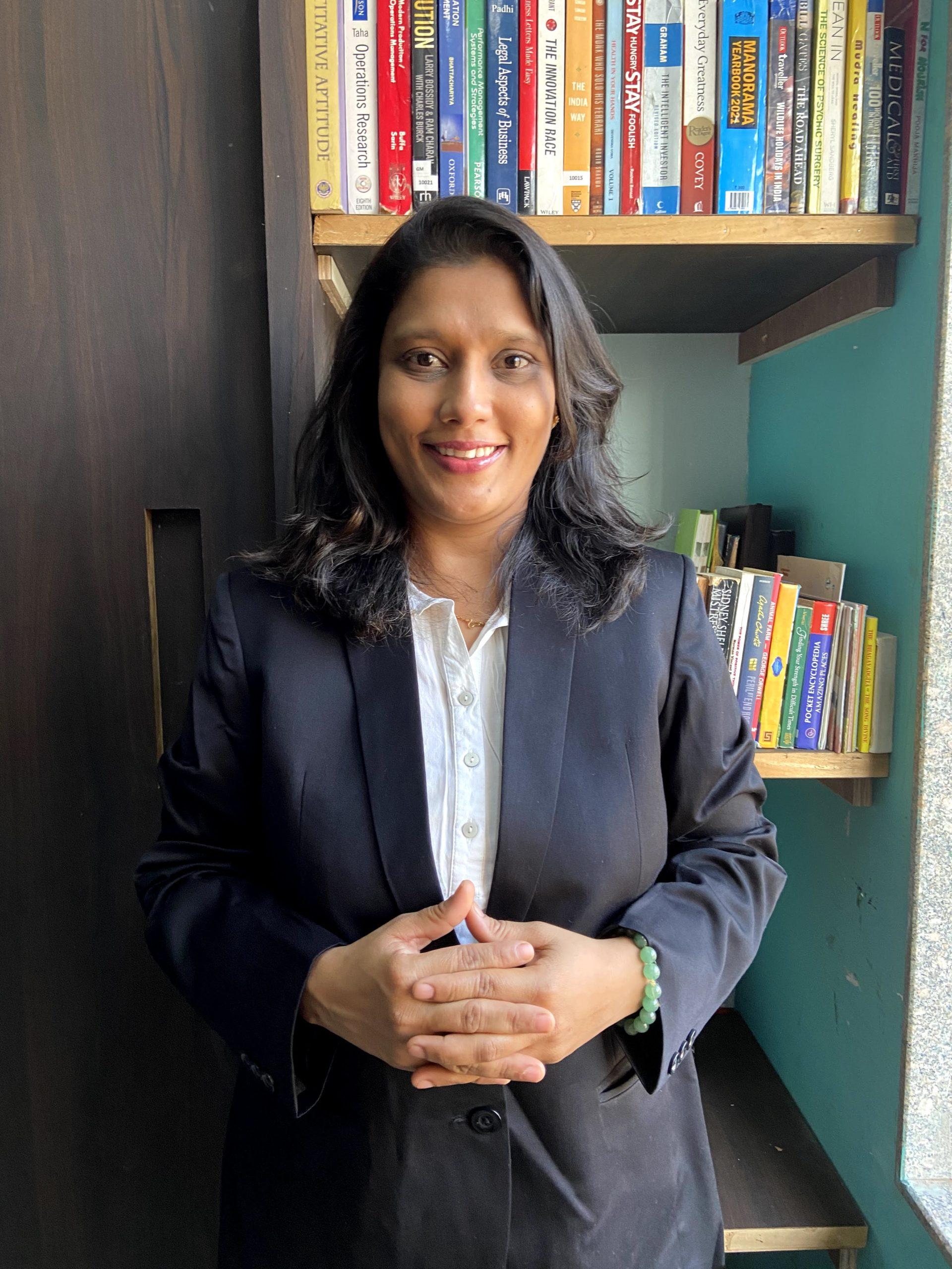 Kavitha M Jain